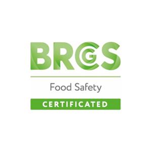 BRCGS-Food-certificated